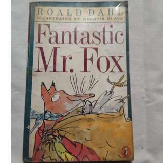 Fantastic Mr. Fox (Novel) by Roald Dahl