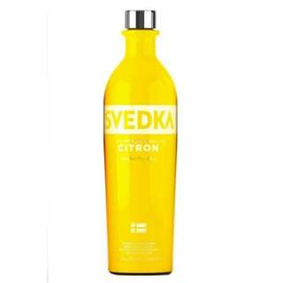 Svedka Vodka - Citron 伏特加 - 檸檬味