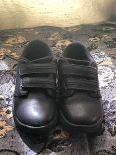 Crocs black shoes