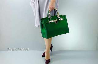 Hermes Jelly Tote Bag