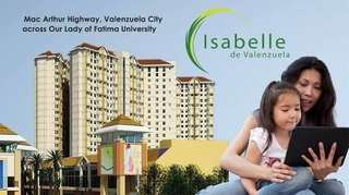 Ready for Occupancy Condo in Valenzuela