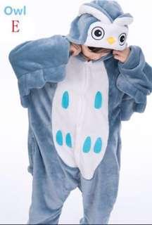 Kids Children Animal Onesie CUTE