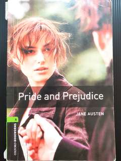 Pride and Prejudice Oxford Bookworms Stage 6