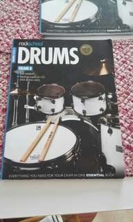 Drums Rockschool Grade 8