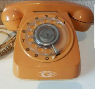 Vintage Dial / Rotary Telephone (Telecoms)