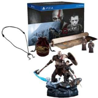 Ps4 God Of War Collector ED