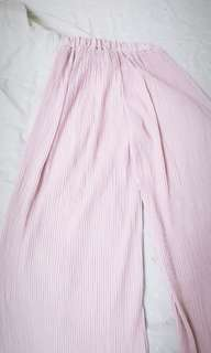 粉色薄紗褲