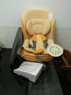 Combi Coccoro S汽車安全座椅