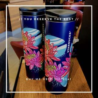Waterlily Stainless Tumbler