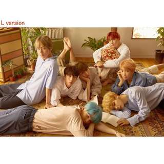 Official BTS Poster