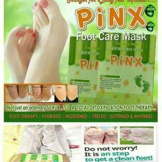 Phinx Foot Care Mask