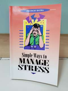 Simple Ways to Manage Stress