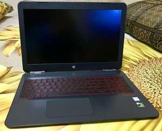 Laptop Gaming HP Omen 15 RAM 12GB Bisa Cicilan