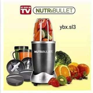 Nutri-Bullet (as seen on tv)