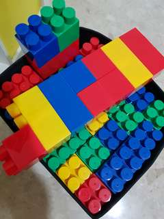 Blocks and building toy