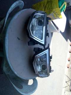 OEM Montero Headlight and taillight