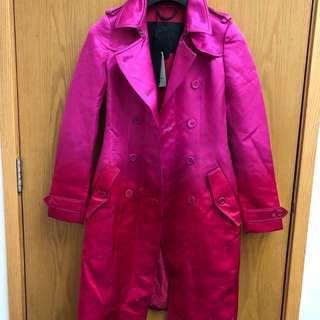 New Burberry classic trench coat PINK