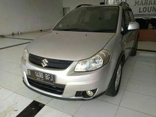 suzuki sx4 xover at 2009