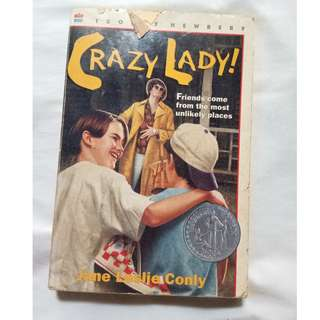 Crazy Lady! by Jane Leslie Conly