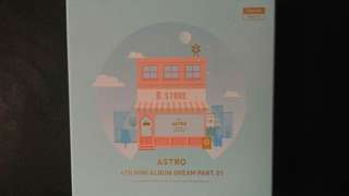 ASTRO DREAM PT. 1 MINI ALBUM