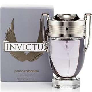 Invictus for Men by Paco Rabanne Eau De Toilette  150ml