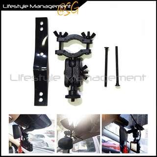 Rearview Mirror Car Camera GPS DVR bracket mount