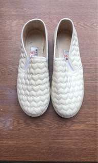 White shoes for only 400!