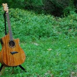 Dean acoustic guitar