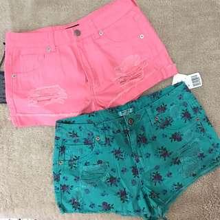 F21 Shorts (new)