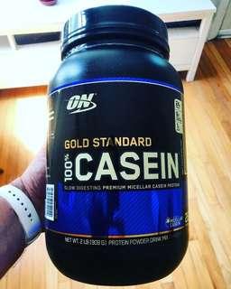ON Casein Protein 2LBS