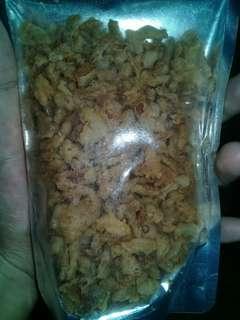 Crispy Mushroom Bits