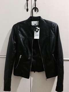 Newly bought TERRANOVA leather jacket