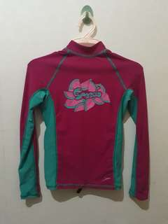Rash Guard for Teens Size 12