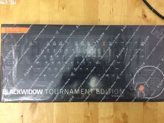 Blackwidow Tournament Edition Stealth