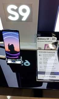Samsung s9 cicilan 0% kokas