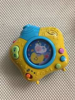 Winfun baby projector