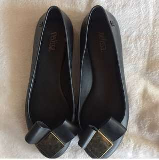 Sale! Pre-loved authentic Melissa flats