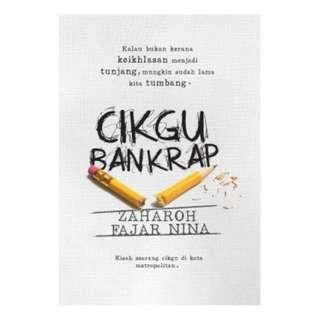 Cikgu Bankrap
