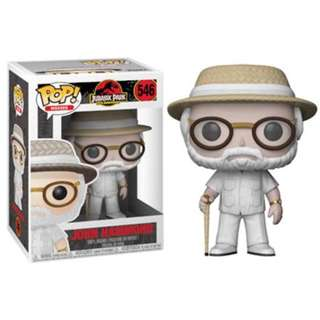 [Preorder] Funko POP! Movies: Jurassic Park - John Hammond