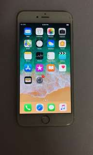 iPhone 6 Plus Gold 64GB MY set