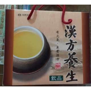 夏桑菊洛神茶(禮盒組)