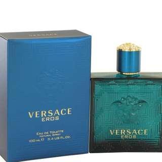versace eros perfume for men 100ml