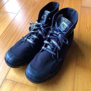 Palladium 法國黑色軍鞋