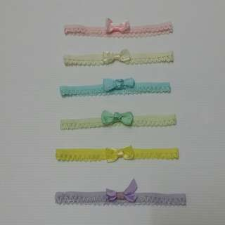 14 Headbands (price for all) #20under