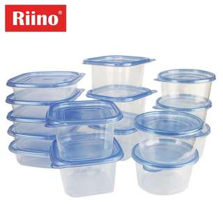 Riino 30 Pcs Food Container Included Lid