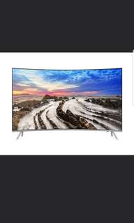 Samsung UA55MU8000 55'' UHD Curved Smart LED TV