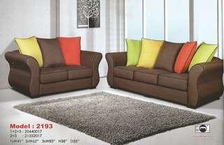 Sofa (Set 1+2+3) installment plan payment per-month - 2193