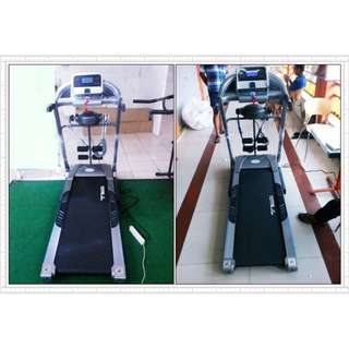 Treadmill Elektrik 3 in 1 Tl 270 Auto Incline Handpulse Spt Aibi Murah