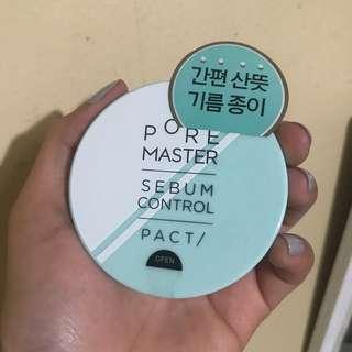 For Pre Order: Aritaum Pore Master Sebum Control Pact