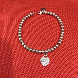Authentic Pre-loved Return to Tiffany Bead Bracelet